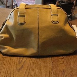 49d37f591154 Michael Kors Bags - Michael Kors Mustard Purse Handbag Zipper Closure